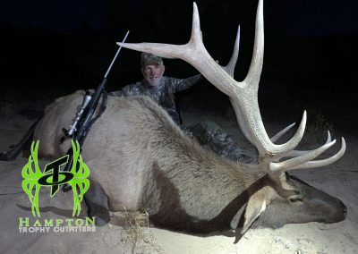 New Mexico Trophy Gila Bull Elk Outfitter